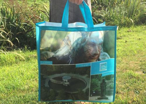 Des sacs réutilisables à l'image de vos communes