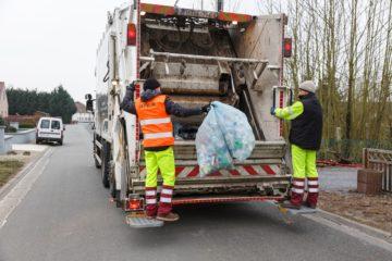 Recyparcs fermés et report des collectes de déchets le mercredi 15 août