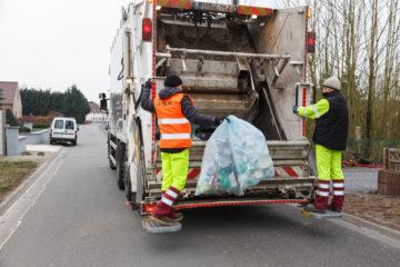 Les collectes de PMC en porte-à-porte maintenues jusque septembre à Enghien