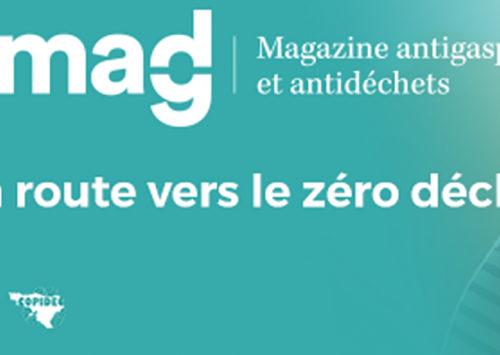 Magdé, le magazine web antigaspi et antidéchets