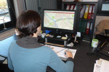 Consultez la carte des réseaux d'égouttages et de collecteurs