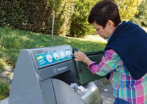 De nouveaux points d'apport volontaire pour vos déchets