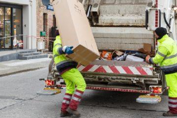 Lundi de Pentecôte :  reports des collectes de déchets