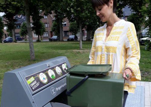 17 points d'apports volontaires pour les déchets de cuisine à Mouscron