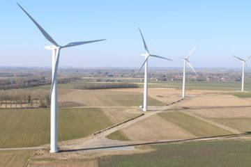 Projet d'éoliennes à Péruwelz : réunion d'information virtuelle préalable